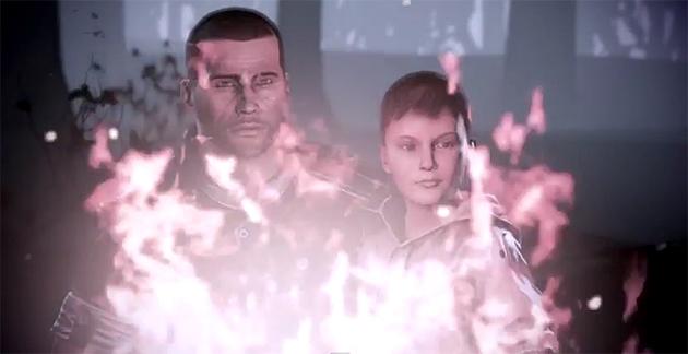Mass Effect 3 pesadelos de Shepard