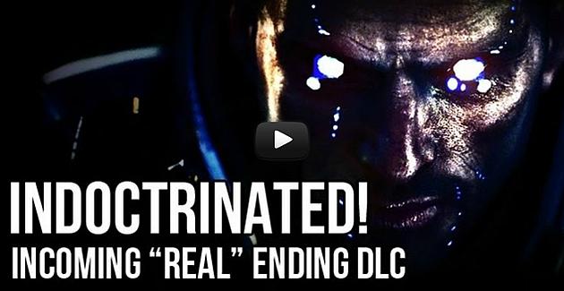 Mass Effect 3 teoria da abducao