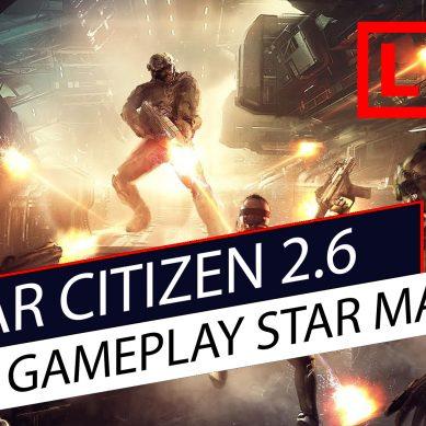 BORGONAUTAS!! Finalmente joguei Star Marine e Star Citizen 2.6