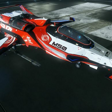 Star Citizen – M50 Interceptor First Look e Primeiras Impressões