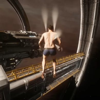 Star Citizen – Se divertindo com os bugs do jogo!