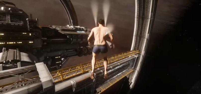Star Citizen – Se divertindo com os bugs do jogo!
