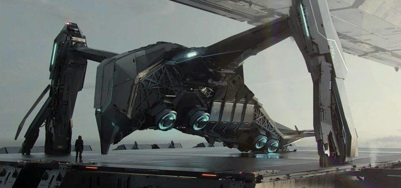 Star Citizen ATV – Como as naves são desenvolvidas