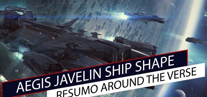 Star Citizen ATV – Javelin Destroyer